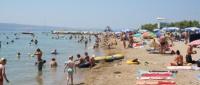 Beautiful Beaches in Omiš, Croatia
